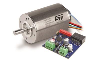 STMicroelectronics EVALKIT-ROBOT-1 evaluation kit for robotics and automation