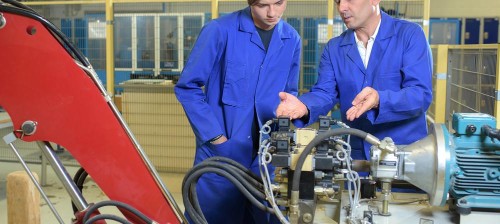 Academy for hydraulics-focused training