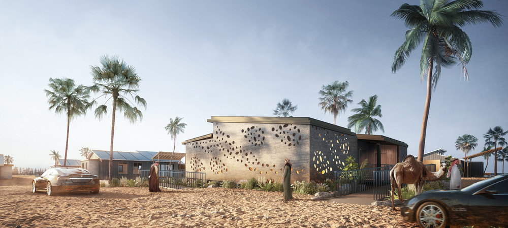 Desert Rose House: designed to make a difference