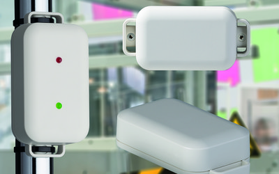 EASYTEC flanged enclosures for smart sensor applications