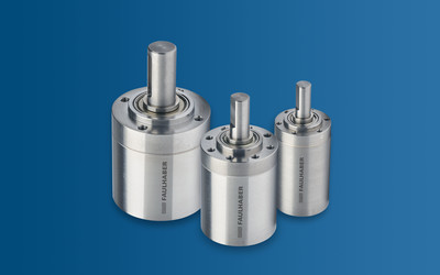 FAULHABER GPT planetary gearhead family