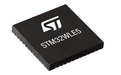 STMicroelectronics STM32WLE5 LoRa system-on-chip