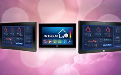 iEi AFL3-WXXA-AL light industrial interactive widescreen panel PC series
