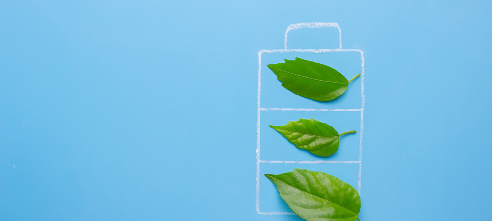 A more sustainable rechargeable battery