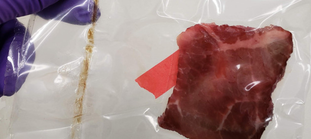 Antimicrobial film created to stop pathogens in packaged meat