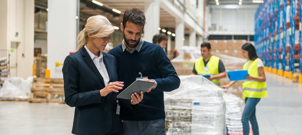 Fleet management systems in materials handling