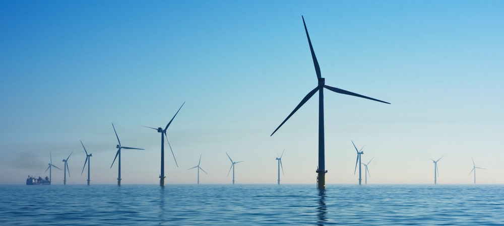 Deepwater wind farms take renewable energy offshore