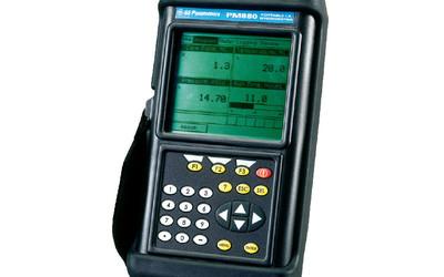 GE Panametrics PM880 moisture analyser