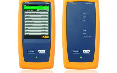 Fluke DSX-5000 Cable Analyser