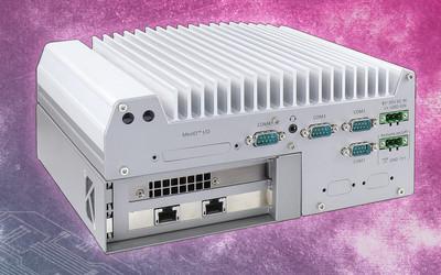 Neousys Nuvo-7166GC Series rugged GPU computing platform