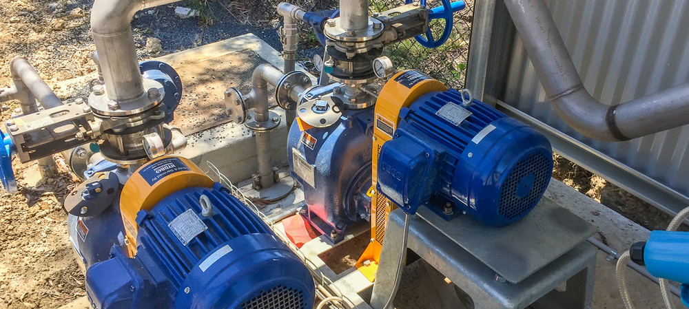 Visy Packaging solves wastewater pumping problems