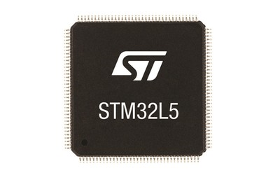 STMicroelectronics STM32L5x2 microcontrollers