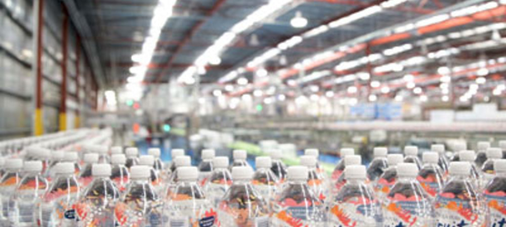 Bickford's improves bottling capacity with PET line