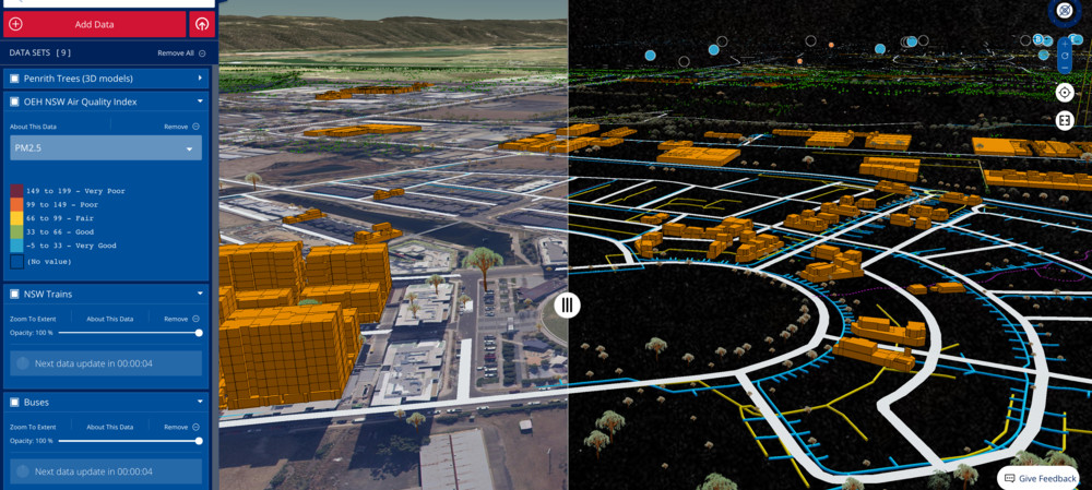 Digital Twin to help improve city planning and management