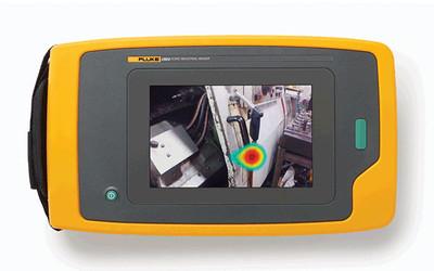 Fluke ii900 ultrasonic industrial imager