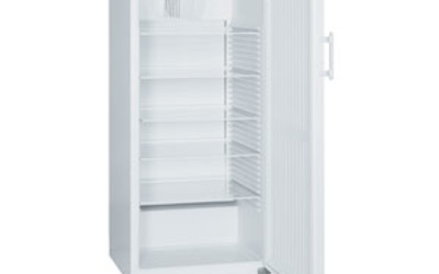 LIEBHERR Spark-free Laboratory Refrigerator and Freezers for highly explosive and flammable substances