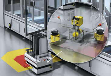 Seven (potentially) deadly sins when setting up safety laser scanners