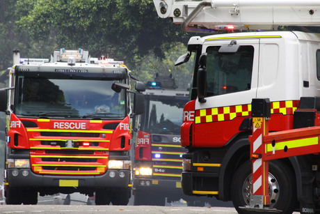 Fire rescue nsw deployed emc technology