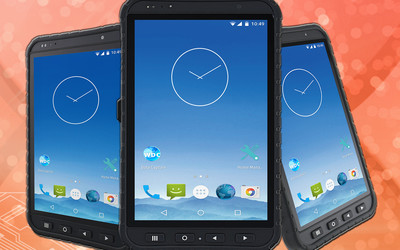 Winmate M700DQ8 rugged tablet