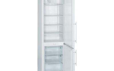 LIEBHERR Laboratory Fridge-Freezer Combo with Comfort controller