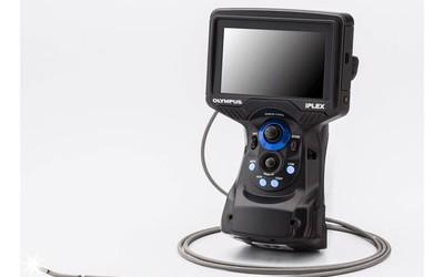 Olympus IPLEX GL handheld videoscope