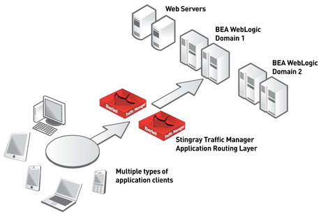 Riverbed stingray traffic manager