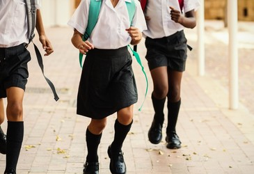 Capital kids back to the classroom