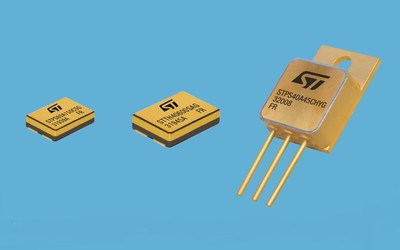 STMicroelectronics rad-hard diodes and rectifiers
