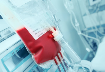 Reduced need for blood transfusions in thalassemia patients