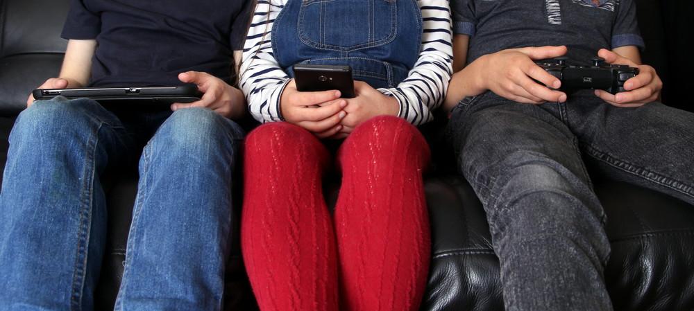 Screen time not killing social skills