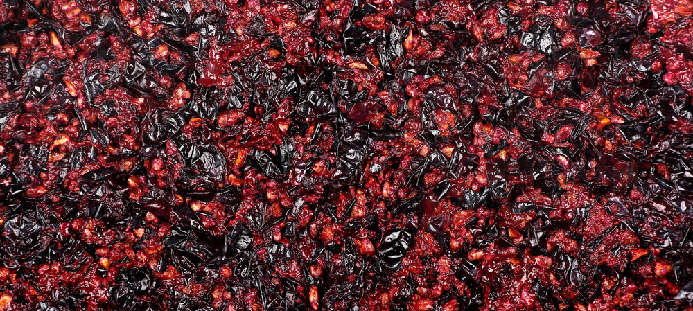 Turning wine waste into valuable products