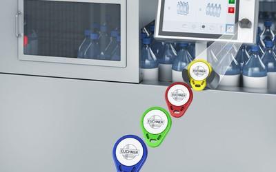 Euchner EKS electronic key system