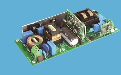 STMicroelectronics EVL150W-HVSL LED-driver evaluation board and reference design