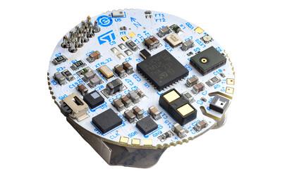STMicroelectronics BlueNRG-Tile social distancing reference design