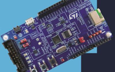 STMicroelectronics STEVAL-IDB008V1M BLE evaluation platform