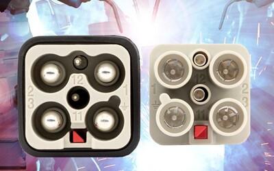 ILME CQ4F/M 03/2 compact inserts