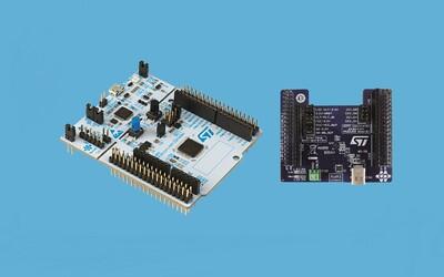 STMicroelectronics USB-IF certified development board