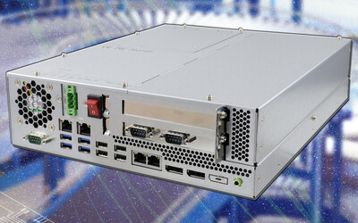 IBASE AMS210 embedded box PC