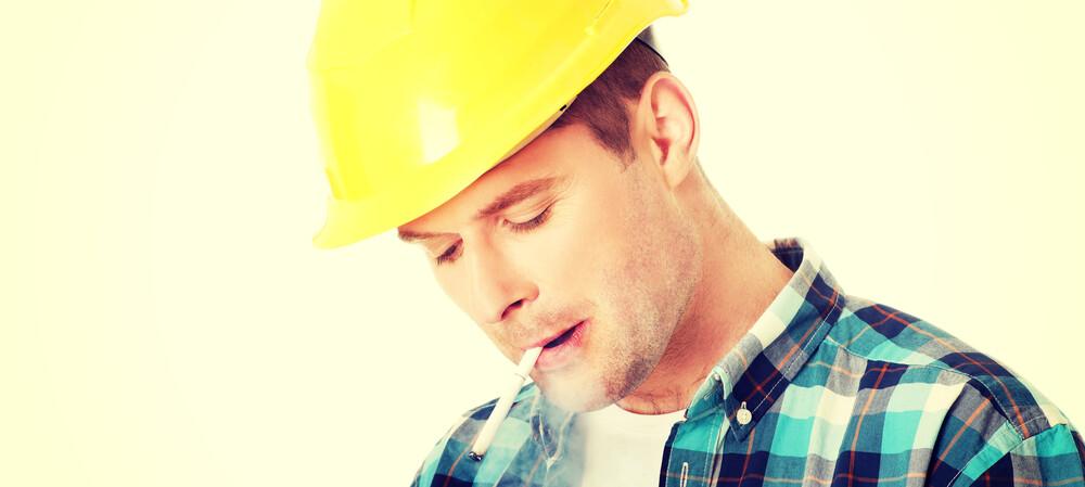 Construction: six health risk behaviours