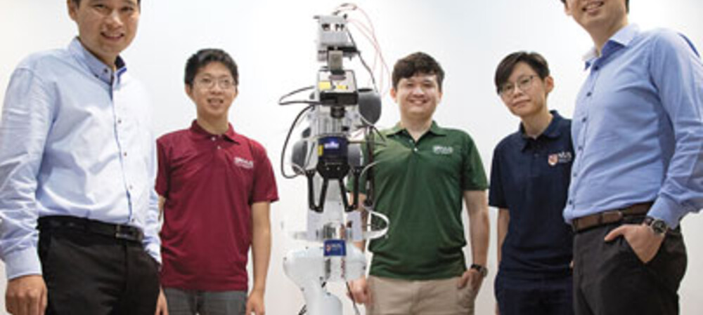 Intelligent sensing abilities make robots smarter