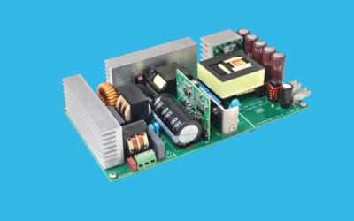 STMicroelectronics EVL400W-EUPL7 evaluation board