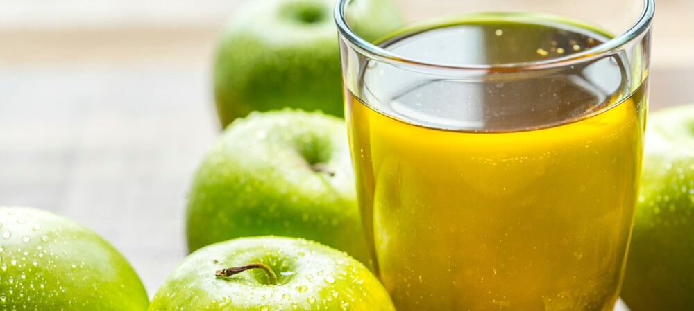 Cloudy or clear apple juice: the heat exchanger's role