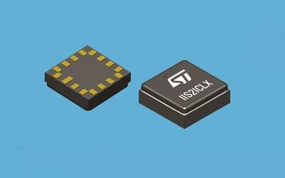 STMicroelectronics IIS2ICLX inclinometer