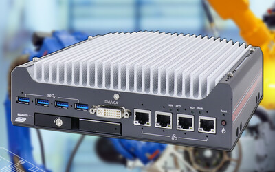 Neousys Nuvo-7531 compact fanless embedded computer