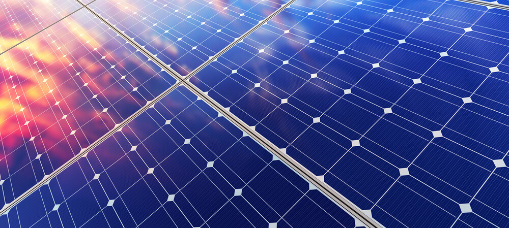 Capturing and storing solar energy for later use