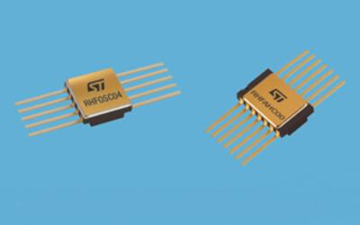 STMicroelectronics RHFOSC04 and RHFAHC00 logic devices for space applications