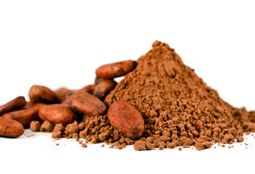 Cocoa powders in heat-treated beverages, spoilage risk research