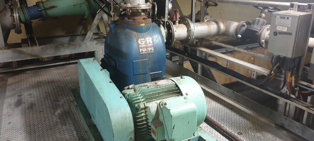 The nitty-gritty on Bondi WWTP's tough pumps
