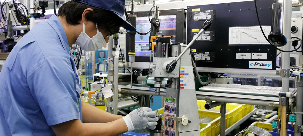 Manufacturing in the new normal