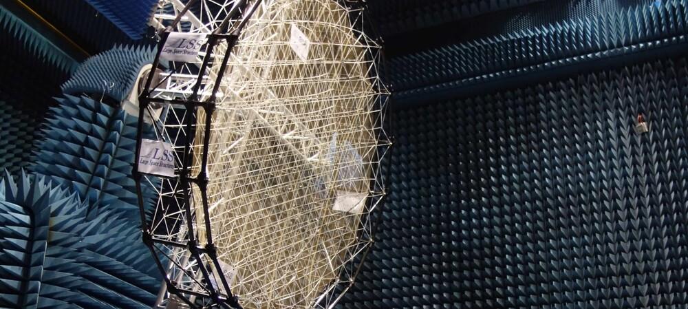 Mesh antenna design is a smart satellite solution